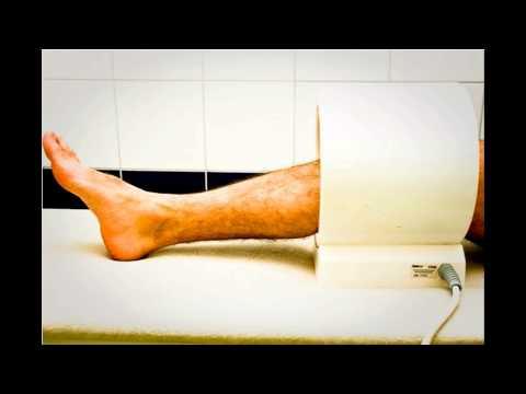 Bóle pleców i stawów z lewą nogą boli
