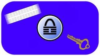 KeePass 2 - Passwörter einfach verwalten/synchronisieren/generieren