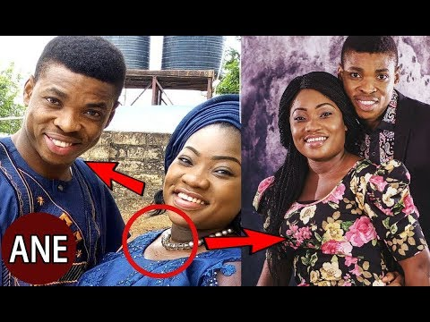 One Year Wedding Anniversary Celebration Of Comedian Woli Agba And Olaife Ajewole, New Baby