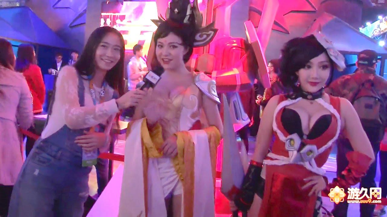 Toàn cảnh sự kiện Tencent Games Carnival 2015