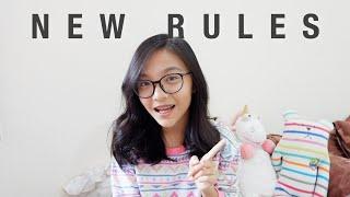 Lagu Misellia Ikwan New Rules