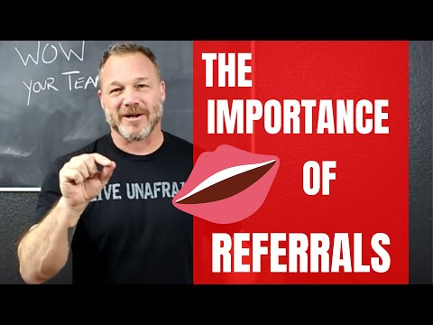 Contractor Business Tips: The Importance of Referrals