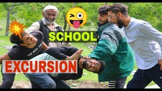 School Excursion Funny Video By kashmiri rounders