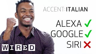 8 People Test Their Accents on Siri, Echo and Google Home | WIRED