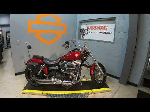 2016 Harley-Davidson Wide Glide FXDWG 103