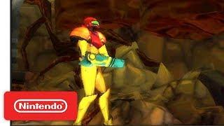 meu jogo favorito ganho remake em 3d de um dos melhores da franquia Metroid 2 de game boy veja ae! f