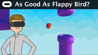 Flapp ZVR Review   Flappy Bird Arrives on the Oculus Rift