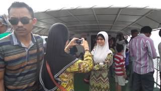 preview picture of video 'Lumut ke Pulau Pangkor'