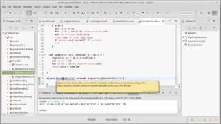 Details of Extending Buffer (using Scala)