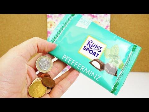 DIY Inspiration Challenge #67 | Schokolade | Kathis Challenge | DIY Idee Sonntag Challenge