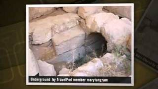 preview picture of video 'Ancient Churches and Mosaics in Madaba Marytangram's photos around Madaba, Jordan (travel pics)'