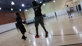 CONTESTED 3 POINT CHALLENGE BEHIND THE SCENES! | Daily Dose S2Ep191