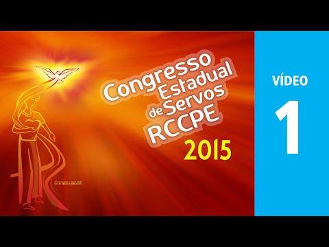 RCCPE Congresso 2015 - Video 1 - Pe. Moisés