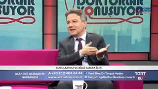 Doç. Dr. Turgut Aydın, Doktorlar Konuşuyor