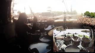 My Spirit Will Go On - Dragonforce Live @ Hellfest 2016