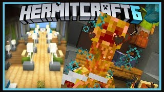 Hermitcraft Season 6: Interior Design Is Fun, Creeper Are Not!   (Minecraft 1.13.2  Ep.46)