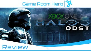 Halo 3: ODST Xbox ONE Review - Game Room Hero