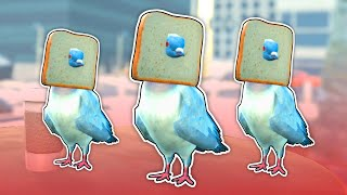 How To Become A Pigeon And Poop On Everything in Pigeon Simulator