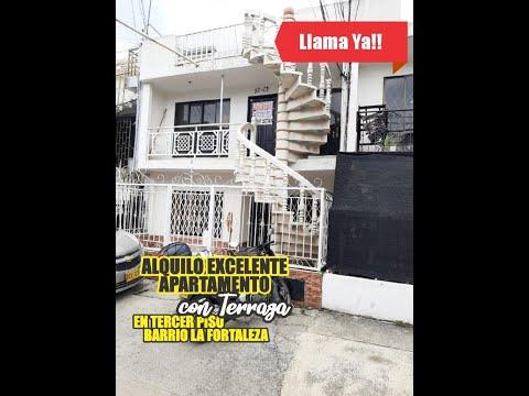 Apartamentos, Alquiler, La Fortaleza - $580.000