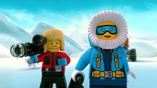 Arktické dobrodružství, část 1 ze 2 – LEGO City – Polární expedice