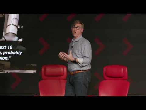 Soft Robotics CEO Carl Vause | Full presentation | Code Commerce 2019
