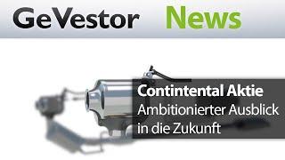 Continental: Wir wollen zu den Top 3 in allen unseren Märkten gehören