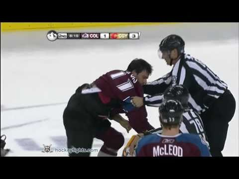 Stefan Meyer vs. Philippe Dupuis