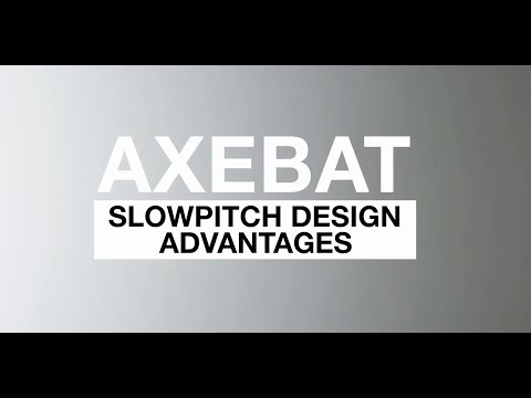 Axe Bats Slow Pitch Barrel Advantages