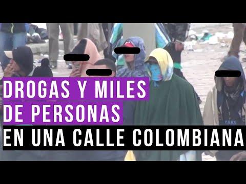 La calle de las drogas: el Bronx - YouTube