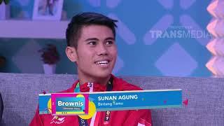 BROWNIS - Hanya Di Brownis Aprilia Manganang Mau Bernyanyi, & Yola Primadona Berdansa (4/9/18) Part2