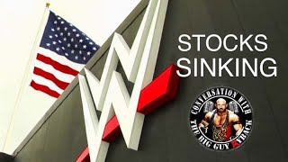 WWE Stocks Report Continue To Sink -  Ryback TV
