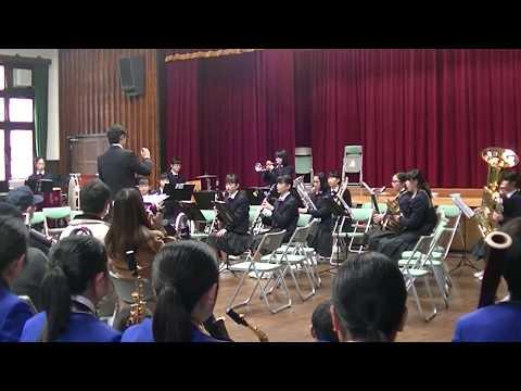 グレン・ミラー メドレー★長田中学校吹奏楽部