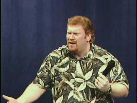 Clean Christian Comedian Darren Marlar on DGTV6