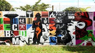 CULTURA - Manifestações da cultura brasileira:charge, cartum, grafite,caricatura - 15/10/2021 10:00