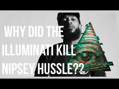 Why The Illuminati Killed Nipsey Hussle Dr Sebi