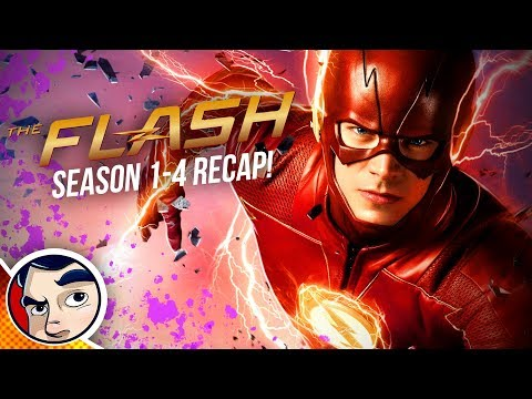 Flash Season 1-4 – Recap Complete Story
