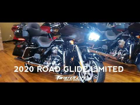2020 Harley-Davidson® Road Glide® Limited : FLTRK