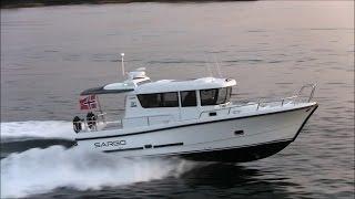 Sargo 31 on the west coast of Norway