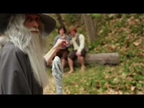 Gandalfova pouliční kouzla