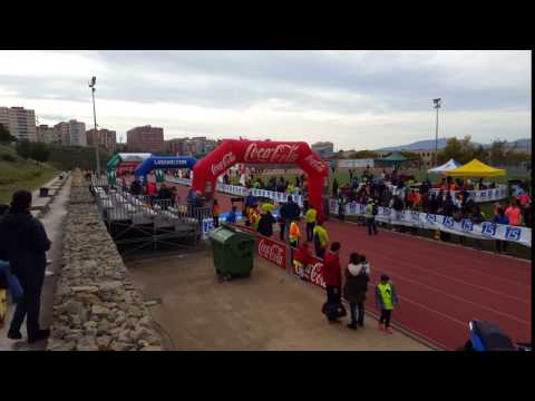 La Sansi Sant feliu de Llobregat 2016 curses de menors