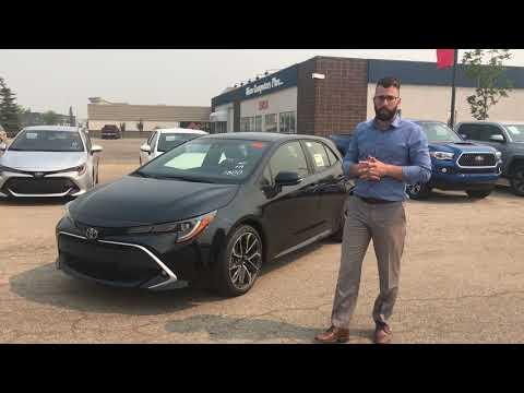 New 2019 Toyota Corolla LE Upgrade