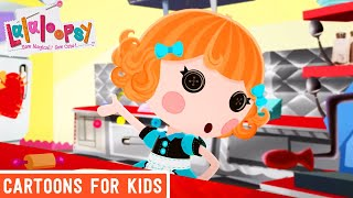 Lalaloopsy - Head Chef | Lalaloopsy Webisode Compilation | HD Full Episodes | Videos For Kids