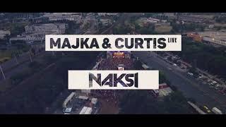 Majka & Curtis Live + Náksi   Az Éjjel Soha Nem Érhet Véget!! 2016