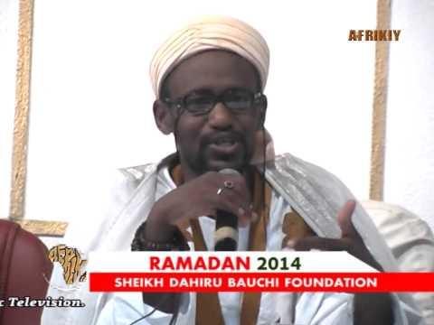 Sayyadi Bashir Shk Dahiru Bauchi Tafsir'14 Day 2nd