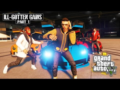 Grand Theft Auto V Walkthrough