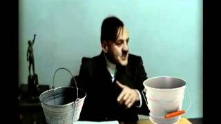 Reupload: Hitler is informed there is water leaking from his office ceiling