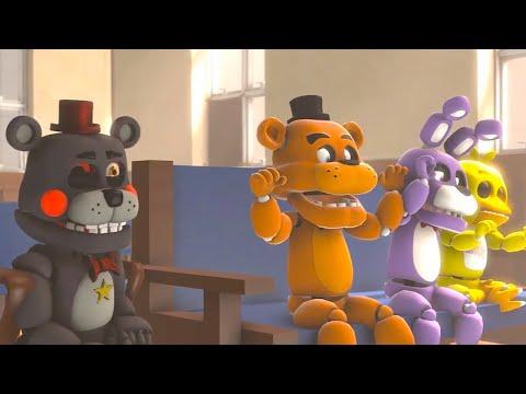 SFM FNaF 6: School of Animatronics #1