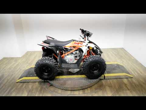 2021 Kayo Predator 125 in Wauconda, Illinois - Video 1