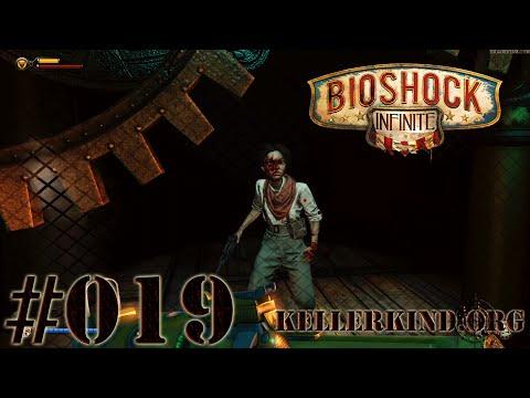Bioshock Infinite [HD|60FPS] #019 - Alles zerbricht ★ Let's Play Bioshock Infinite