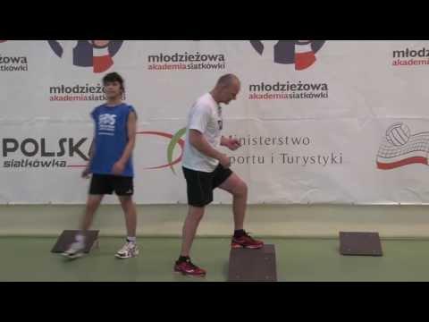 Program szkolenia dla rekrutacji mięśni